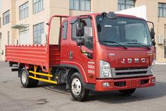 骐铃汽车 H300 116马力 3.755米排半栏板轻卡(宽体)(JML1042CD5) 卡车图片