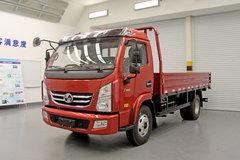 跃进 上骏X500-33 2019款 143马力 4.2米单排栏板轻卡(SH1042KFDCWZ4) 卡车图片