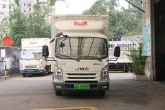 江铃 凯锐EV 4.5T 4.15米单排厢式纯电动轻卡(JX5043XXYTGD25BEV)82kWh