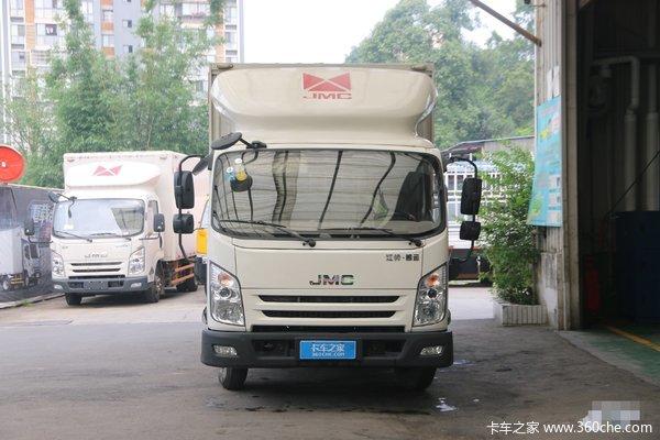 优惠0.3万江铃凯运强劲版系列车型促销