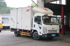 江铃 凯运强劲版 轻载型豪华款 129马力 4.08米单排厢式轻卡(宽体)(JX5042XXYXGC2)