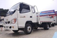 唐骏欧铃 小宝马 1.5L 112马力 汽油 3.08米排半栏板微卡(国六)(ZB1030BPD0L) 卡车图片