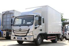 福田 欧马可S3系 156马力 5.25米排半厢式轻卡(BJ5148XXY-FC)图片