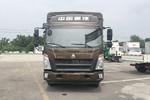 中国重汽HOWO 悍将 2019款 156马力 4.15米单排厢式轻卡(6开门)(ZZ5047XXYF341CE145)图片