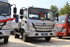 福田 欧马可S3系 143马力 3.8米排半栏板轻卡(BJ1048V9JEA-FE) 卡车图片