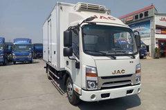 江淮 帅铃Q3 132马力 4.015米单排冷藏车(HFC5041XLCP73K2C3V)
