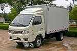 福田时代 小卡之星1 柴油 88马力 3.7米单排厢式微卡(BJ5030XXY-DA)图片
