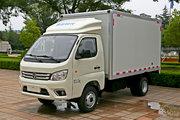 福田时代 小卡之星1 柴油 88马力 3.3米单排厢式微卡(BJ5030XXY-DA)