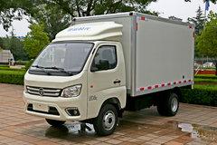 福田时代 小卡之星1 柴油 88马力 3.3米单排厢式微卡(BJ5030XXY-DA) 卡车图片