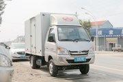北汽黑豹 兴运G6 1.5L 116马力 汽油 3.06米单排厢式小卡(国六)(BJ5036XXYD30KS)