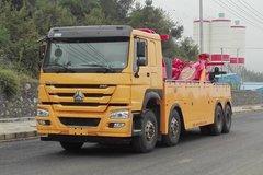 中国重汽 HOWO-7 380马力 8X4 清障车(帕菲特牌)(PFT5310TQZL5)