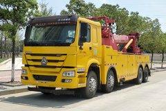 中国重汽 HOWO-7 380马力 8X4 清障车(帕菲特牌)(PFT5430TQZX5)