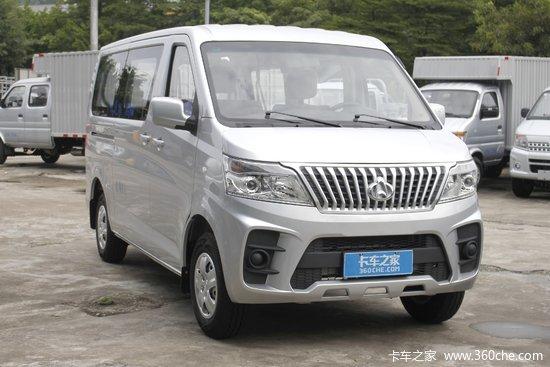 长安轻型车 睿行M60 2019款 商务型 116马力 6座 1.5L轻客(国六)
