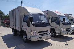 福田时代 小卡之星Q2 1.5L 116马力 汽油 3.3米单排厢式微卡(国六)(BJ5035XXY5JV5-51) 卡车图片