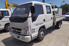 福田时代 小卡之星Q2 1.5L 116马力 汽油 3.05米双排栏板微卡(国六)(BJ1035V4AV5-51) 卡车图片