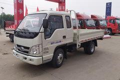 福田时代 小卡之星Q2 1.5L 116马力 汽油 2.93米排半栏板微卡(国六)(BJ1035V5PV5-51) 卡车图片
