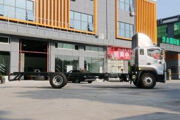 福田 欧航R系 超级卡车 220马力 8.1米排半厢式载货车(国六)(BJ5186XXY-1A)图片