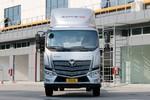 福田 欧马可S5系 185马力 6.8米仓栅式载货车(8挡)(BJ5186CCY-A1)图片