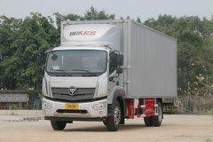 福田 瑞沃ES5 220马力 4X2 7.8米厢式载货车(BJ5184XXYKPFN-01) 卡车图片