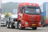 青岛解放 JH6重卡 卓越版 400马力 6X4牵引车(国六)(CA4256P26K15T1E6A80)