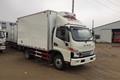 江淮 骏铃V6 141马力 4X2 4.03米冷藏车(玻璃钢箱体)(HFC5043XLCP91K2C2V)图片