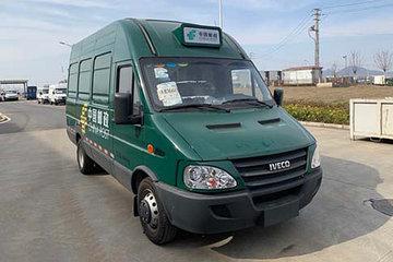 南京依维柯 宝迪 4.49T 5.99米纯电动邮政车(续航里程410km)