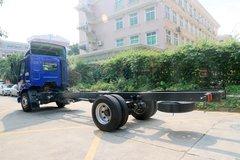 东风柳汽 新乘龙M3中卡 195马力 4X2 6.8米厢式载货车(LZ5180XXYM3AC1) 卡车图片