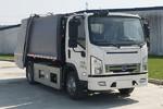 比亚迪T6 7.49T 6.865米单排纯电动压缩式垃圾车(XBE5070ZYSBEV)120.45kWh图片