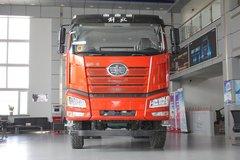 一汽解放 J6P 350马力 6X4 自卸式垃圾车(驰田牌)(EXQ5258ZLJCA1)