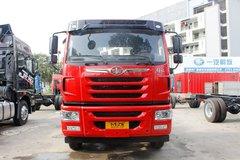青岛解放 悍V 270马力 8X4 平板运输车(伴君长兴牌)(AAA5310TPBCA5)