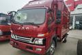 江淮 骏铃V6 156马力 4.18米单排仓栅式轻卡(HFC2043CCYP91K2C2NV)图片
