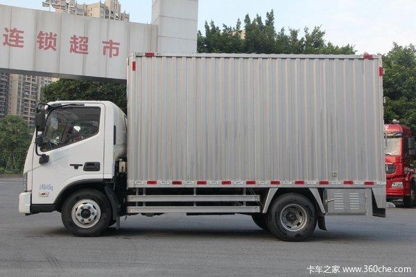 优惠0.2万运城欧马可4米2载货车促销中