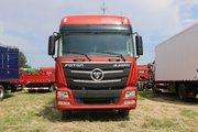 福田 欧曼GTL 6系重卡 400马力 8X4 9.6米仓栅式载货车(440后桥)(BJ5319CCY-AA)