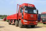 一汽解放 J6M重卡 280马力 6X2 9.5米栏板载货车(CA1250P63K1L6T3E5)图片