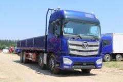 福田 欧曼EST 6系重卡 360马力 8X4 9.53米栏板载货车(459后桥)(BJ1319VNPKJ-AA) 卡车图片