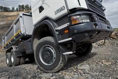 斯堪尼亚 G系列重卡 6X6自卸车(G440) 卡车图片