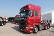 斯堪尼亚 R系列重卡 730马力 6X2R牵引车(型号R730)