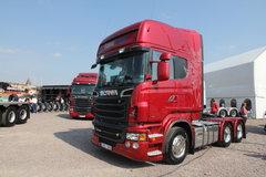 斯堪尼亚 R系列重卡 730马力 6X2R牵引车(型号R730) 卡车图片