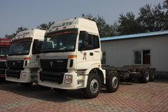 福田 欧曼ETX 9系重卡 336马力 8X4载货车(底盘)(BJ1313VNPJJ-S1) 卡车图片