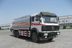 北奔重卡 270马力 6X6 加油车(ND5258GJYZ)
