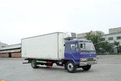 东风柳汽 乘龙 120马力 4X2 冷藏车(LZ5070XLC)