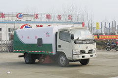 东风 小霸王 90马力 4X2 扫路车(程力威牌)(CLW5061TSL3)