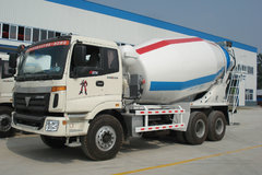 福田 欧曼ETX 9系 340马力 6X4 混凝土搅拌车(BJ5253GJB-XA)