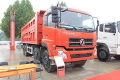 东风商用车 大力神重卡 340马力 8X4 7.4米自卸车(DFL3310A11) 卡车图片