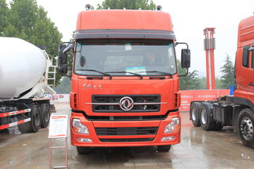 东风商用车 天龙重卡 290马力 6X4 排半牵引车(DFL4251A7)