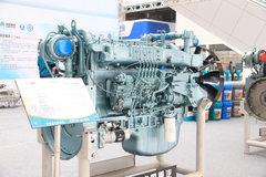 中国重汽HW9511013M 336马力 10L 国三 柴油发动机