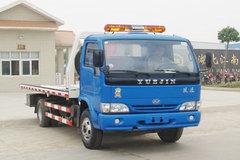 依维柯 跃进 103马力 4X2 清障车(湖北江南-江特牌)(JDF5070TQZY)