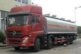 东风 天龙 315马力 8X4 化工液体运输车(湖北楚胜牌)(CSC5312GHYD)