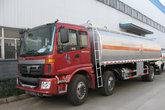 福田 欧曼5系 210马力 6X2 化工液体运输车(湖北楚胜牌)(CSC5250GHYB)