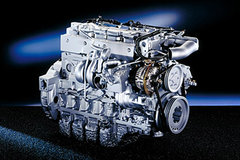 德国曼D0834 LFL(103KW)  140马力 4.58L 国三 柴油发动机